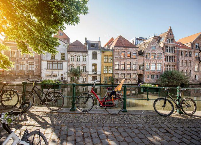Os melhores destinos 2018: percursos de bicicleta