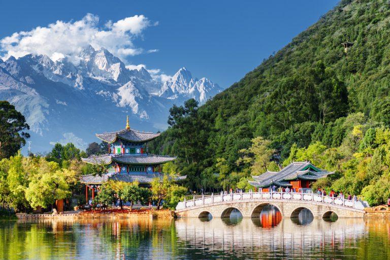 Lijiang - Yunnan - China