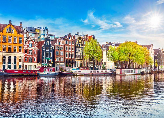 4 mágicas localidades portuárias perto de Amesterdão
