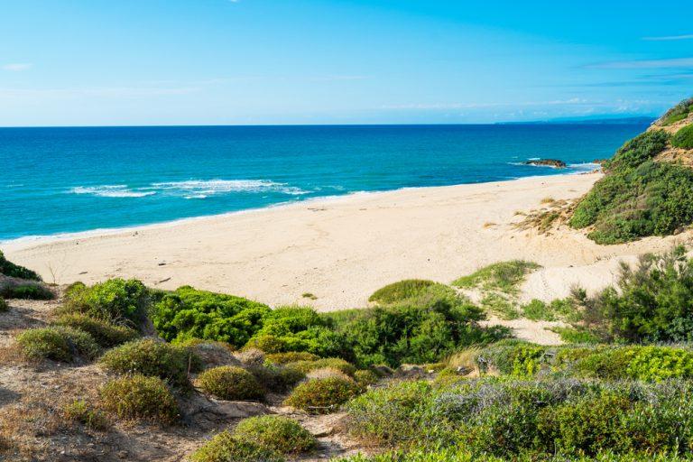 Praia de Piscinas