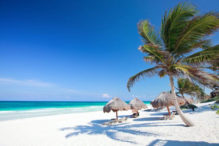 Praia de Tulum