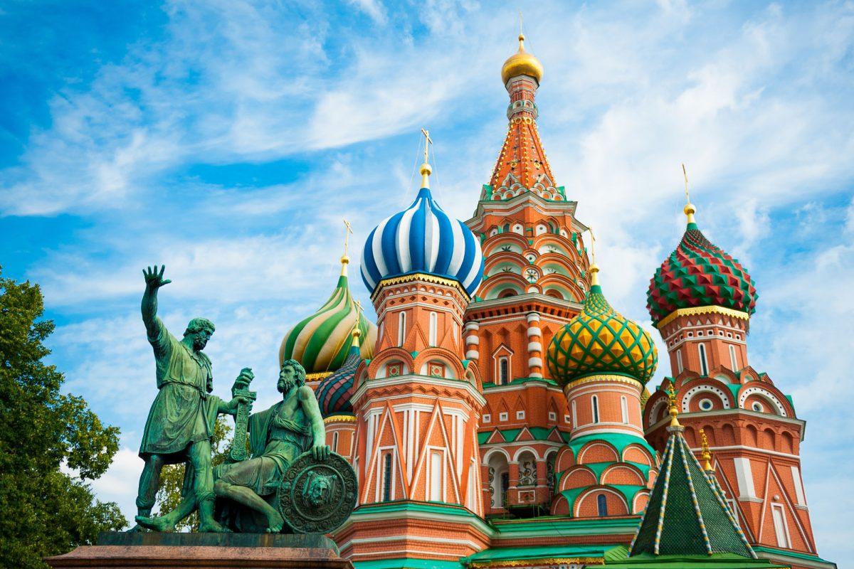 Guia para visitar as 11 cidades da Rússia que acolhem o Mundial de Futebol 2018
