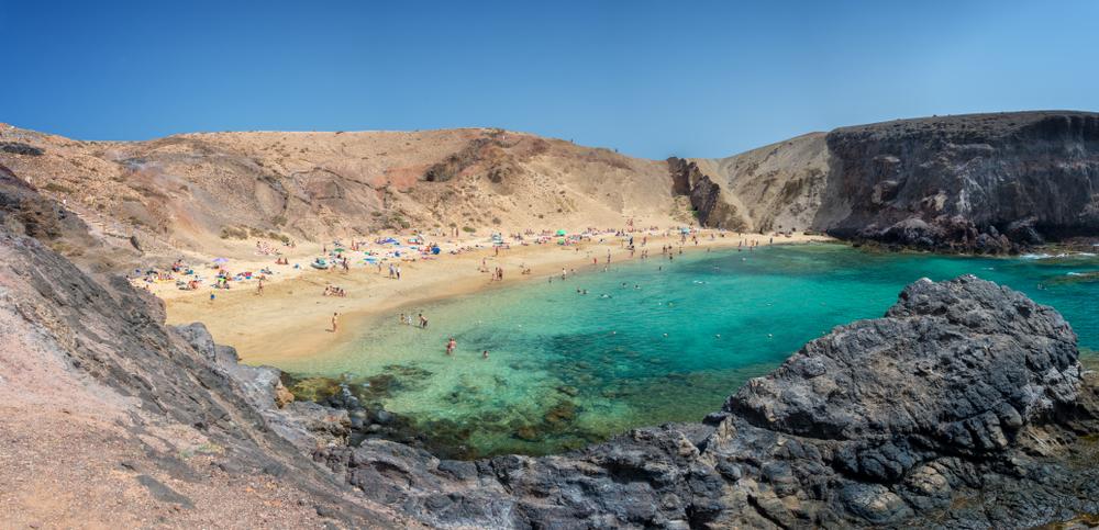 As 10 Melhores Praias das Ilhas Canárias