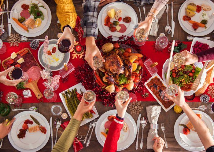 Os pratos de Natal mais típicos do mundo