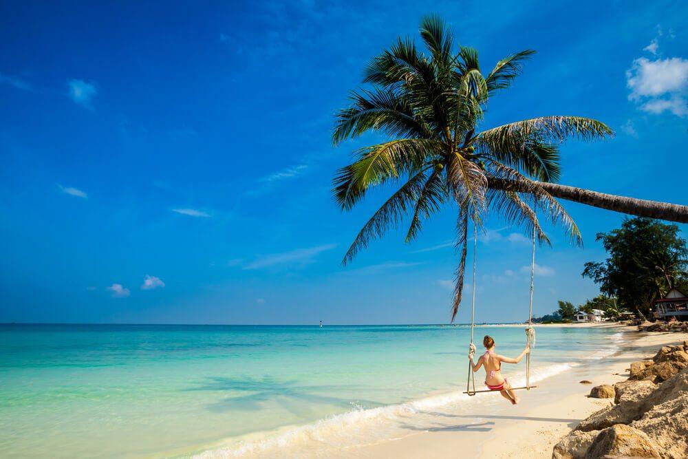 Ilha Koh Phangan