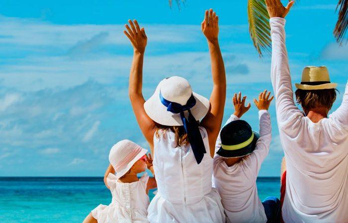 Conselhos para desfrutar das suas viagens em família