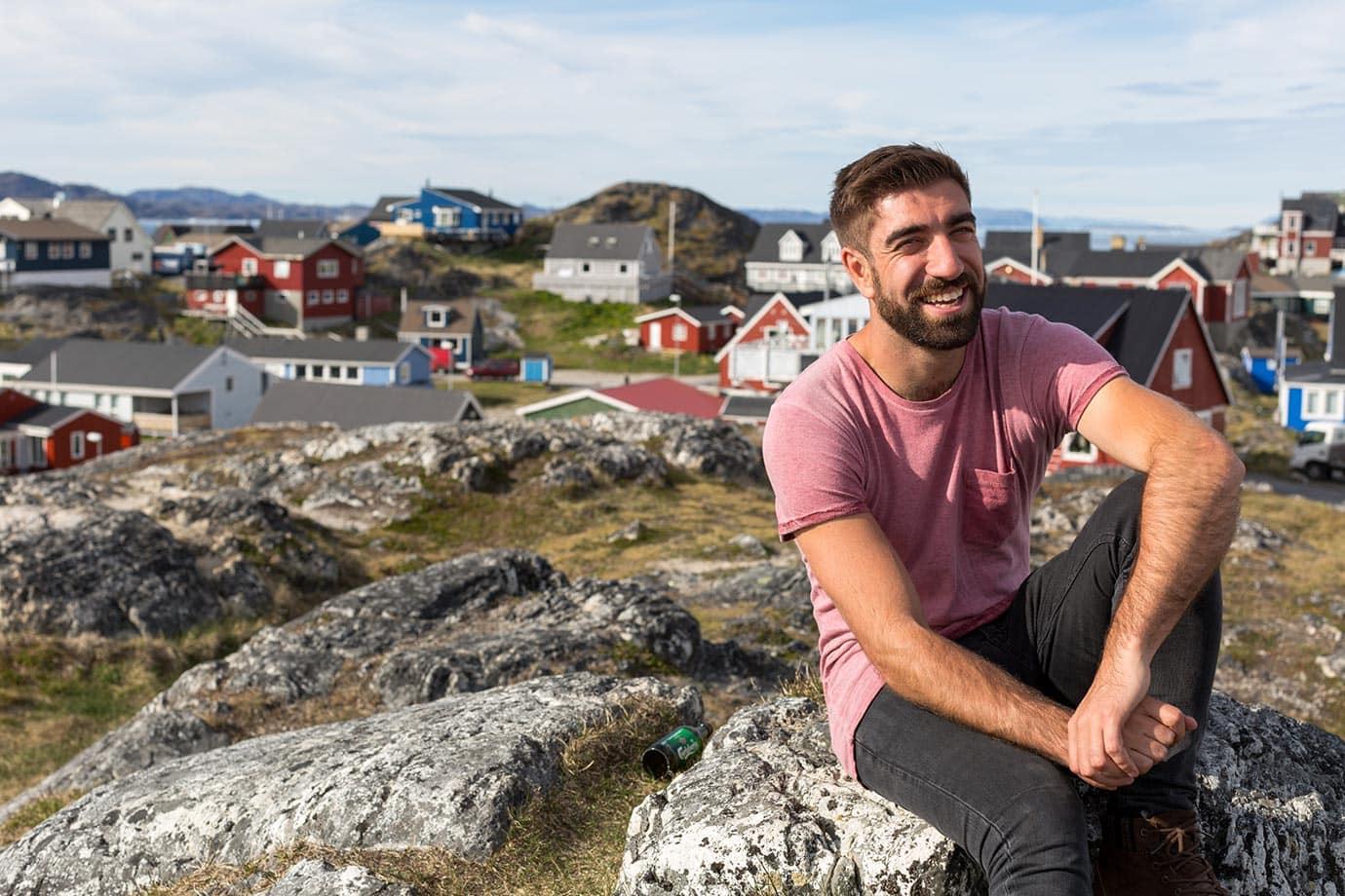 Nuuk em Gronelândia