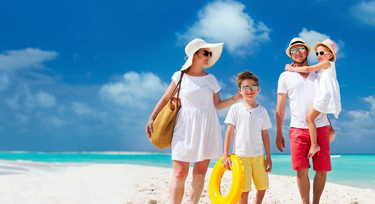 Os melhores destinos para umas férias em família