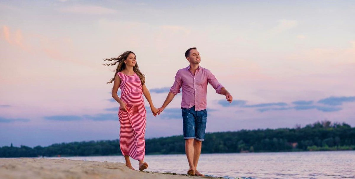 Conselhos para viajar em segurança durante a gravidez