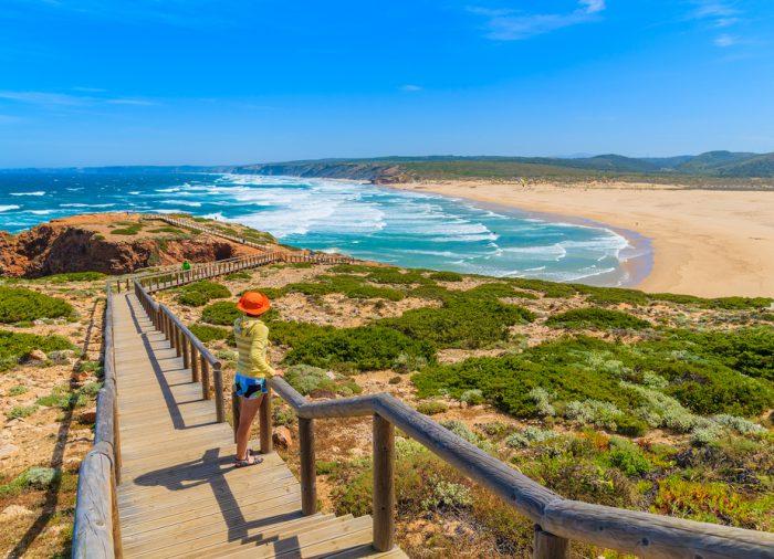 Os melhores hotéis em praias portuguesas com bandeira azul