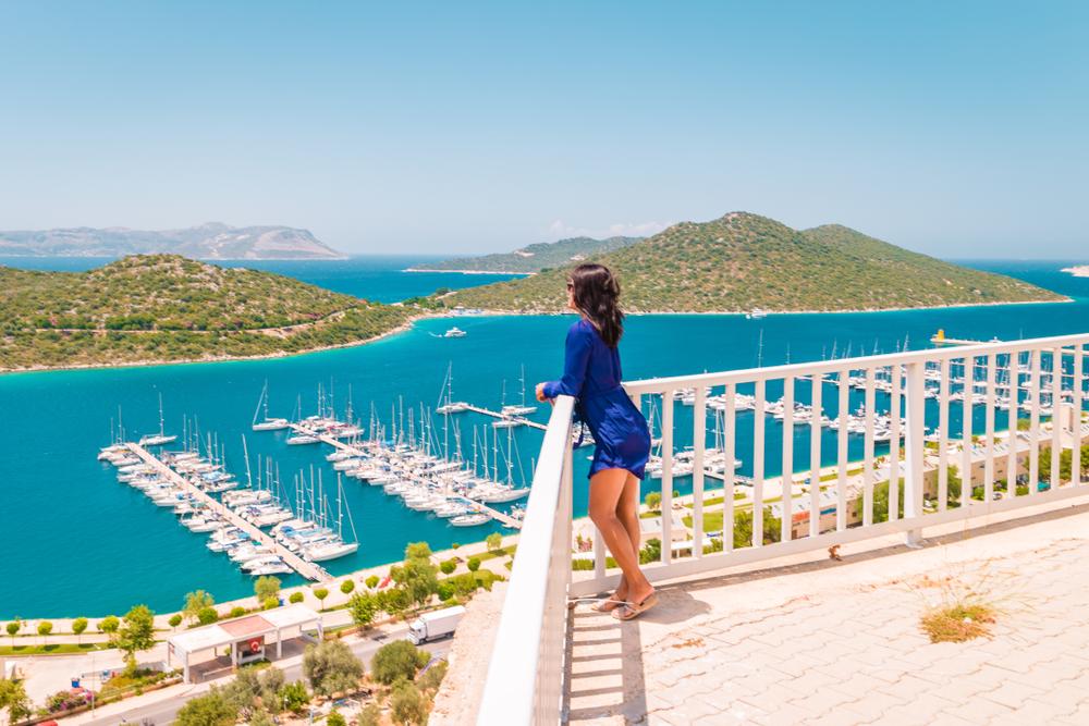 Os melhores hotéis com vistas panorâmicas para as suas férias