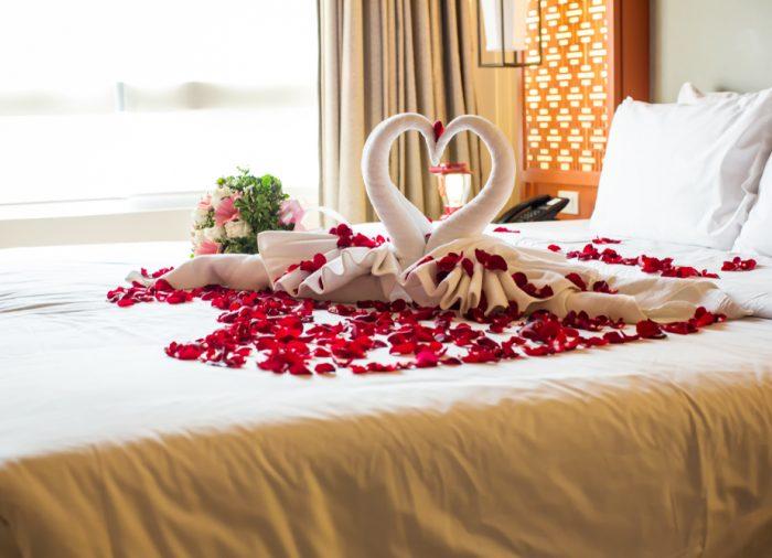 Hotéis privilegiados para passar a lua de mel