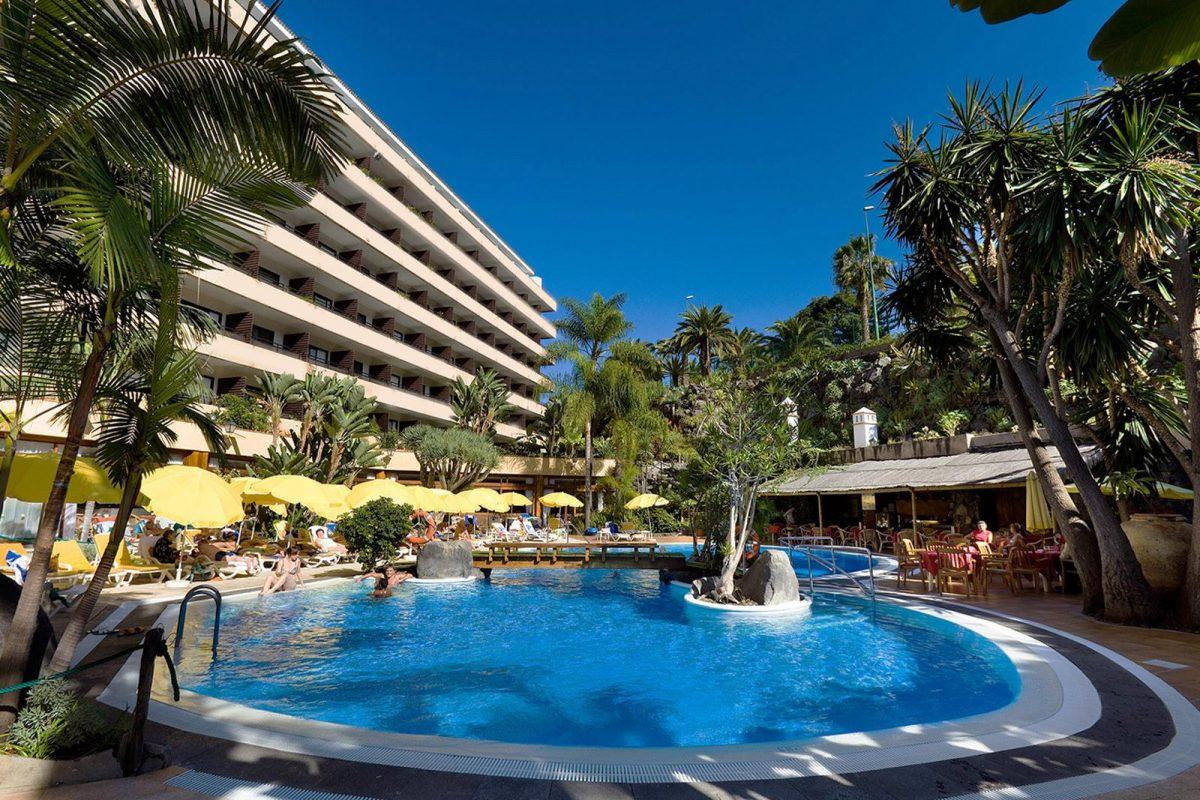 Suas férias ideais no hotel Smy Puerto de la Cruz