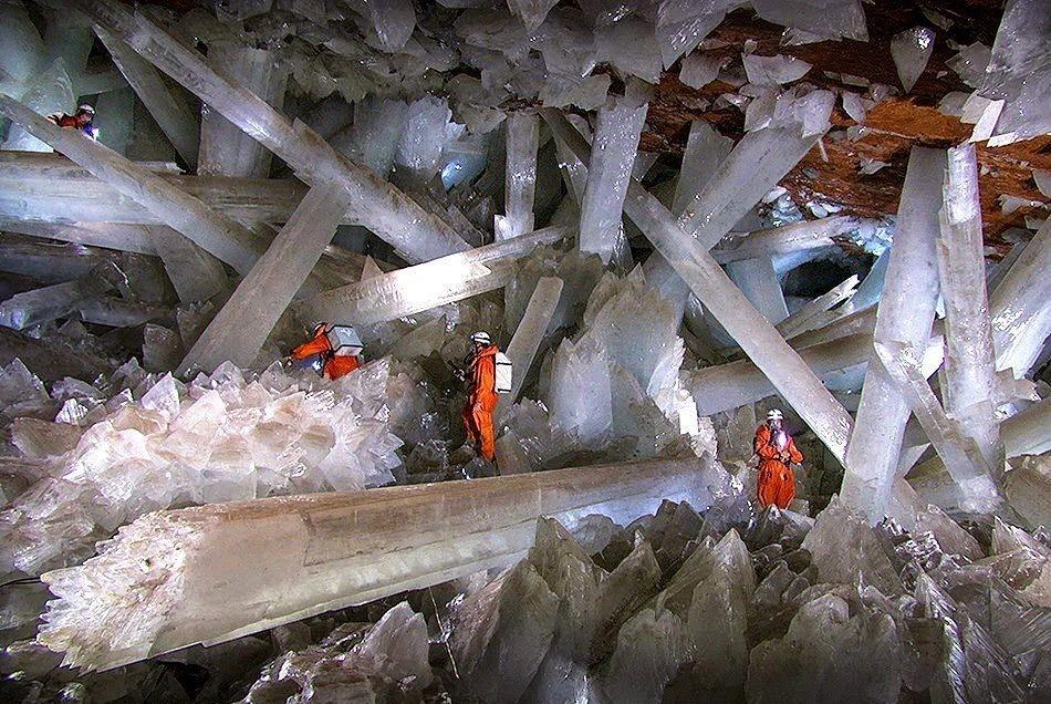 Caverna dos Cristais