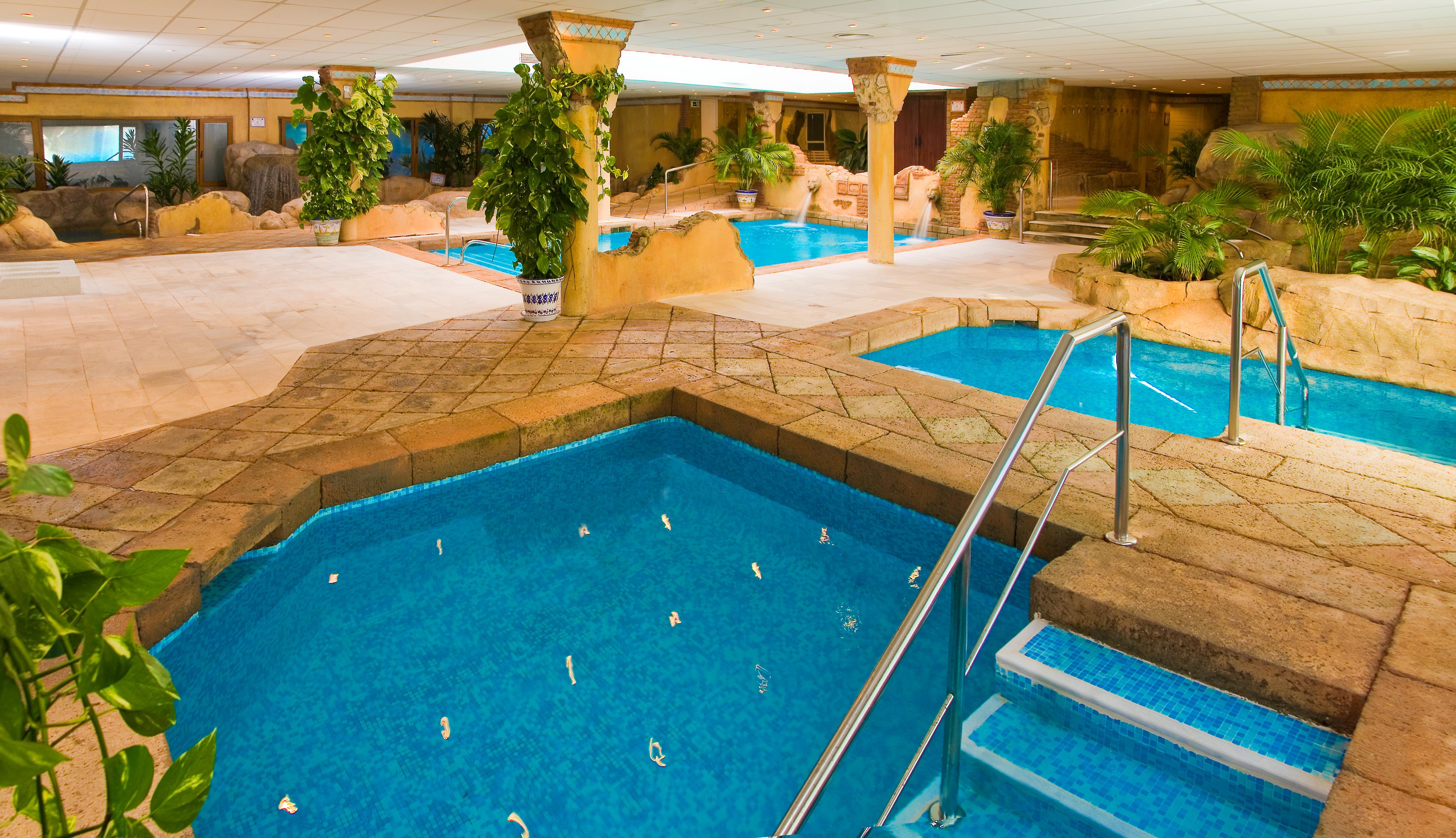Hotéis com Spa