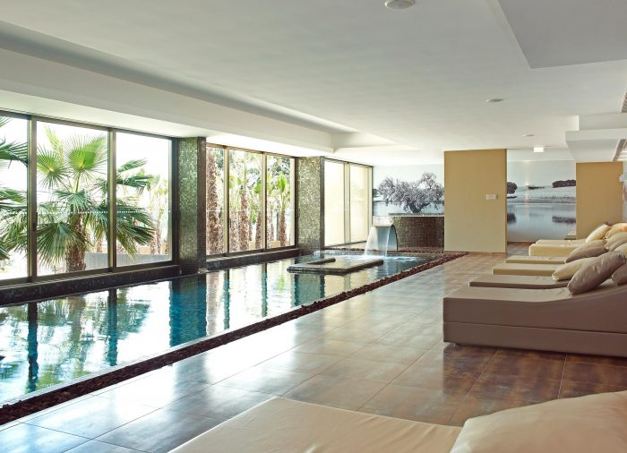 Os melhores hotéis com spa para o inverno