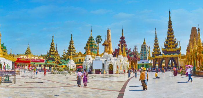 Percorra o mundo e conheça os seus templos mais espetaculares, em lugares incríveis