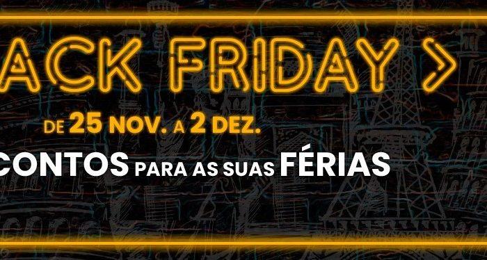 Os melhores destinos para desfrutar do Black Friday!