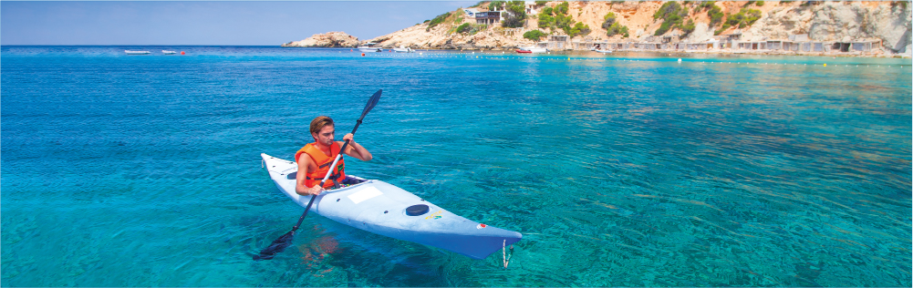 Ibiza, a ilha pela qual se vai apaixonar